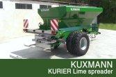 KUXMANN KURIER Lime spreader