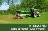 Kuxmann Sand spreader