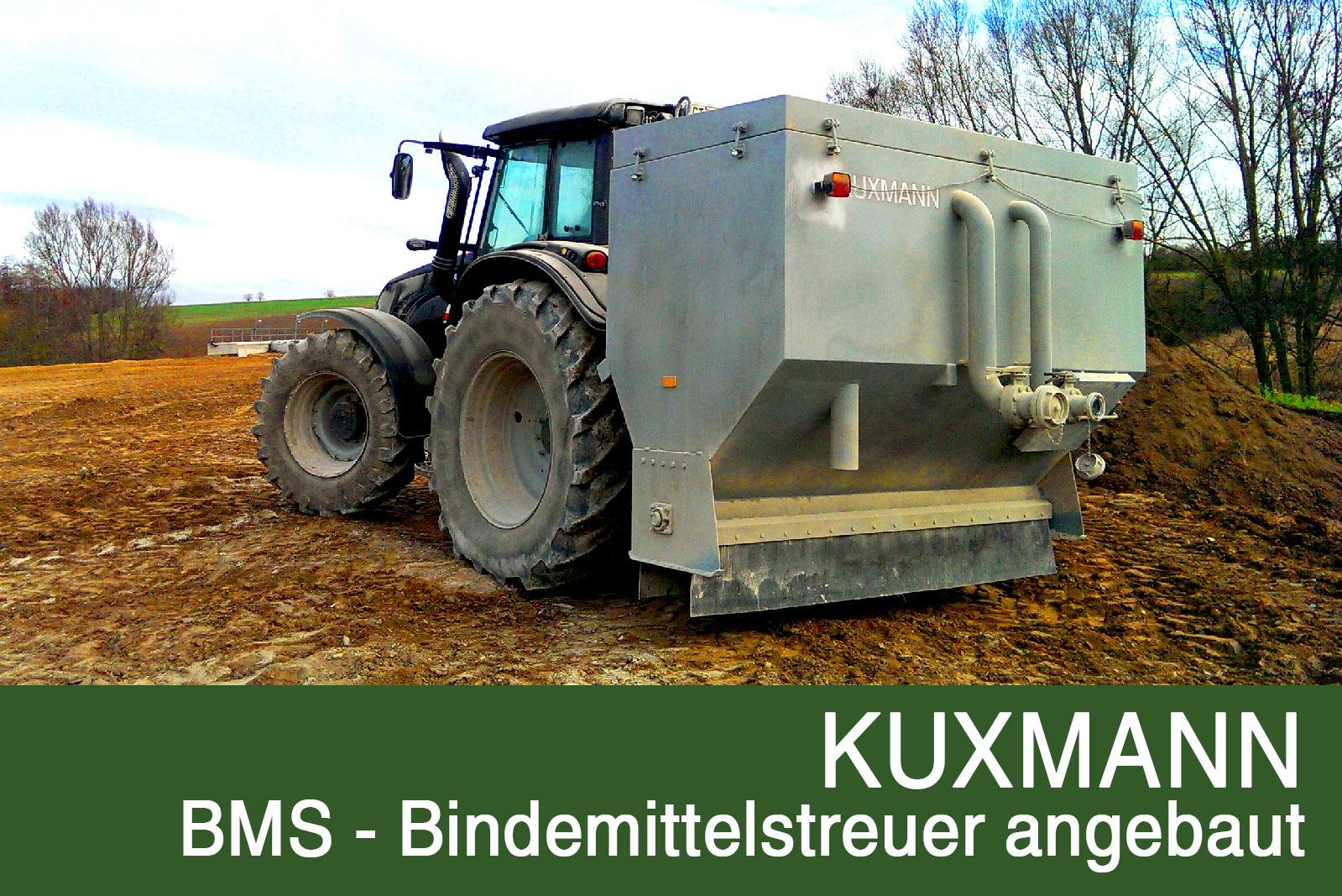 KUXMANN BMS Binding agent spreader