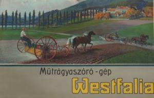 Kuxmann Westfalia - The first spreader